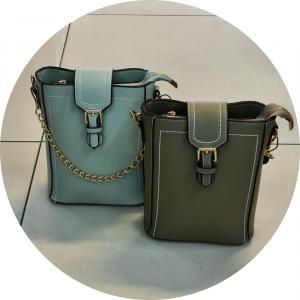 Bucket Handbag Round